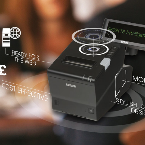 Epson - Ongoing B2B Collateral